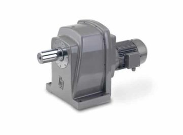 Цилиндрические мотор-редукторы BEGE тип G