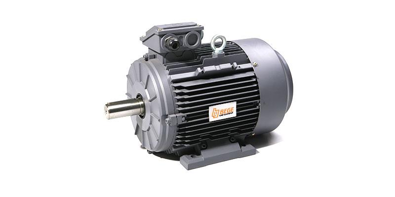 Электродвигатель серии T123A - 3-фазные двигатели переменного тока