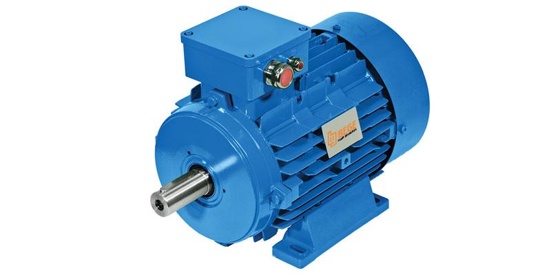 Электродвигатель Серия H5AZ – 3-фазный двигатель переменного тока