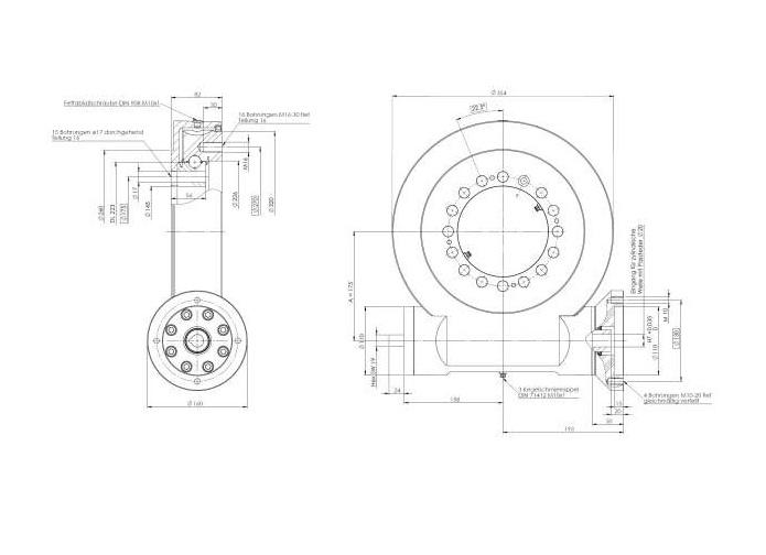 Червячные приводы WDSC 0223-00126-00