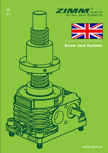 Каталог Screw Jack Systems EN