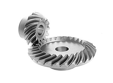 Комплекты шлифованных конических зубчатых колес