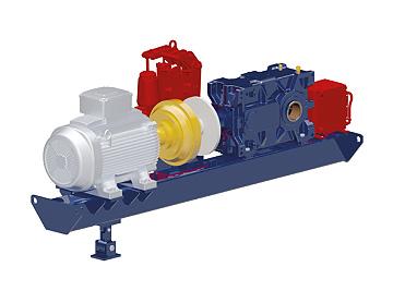 Индивидуальные приводные решения (приводы по спецификации заказчика) CH Schäfer Getriebe GmbH